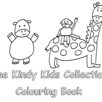 homecolouring books - Kids Colouring Book