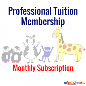 Tuition Membership - Tutoring